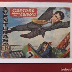 BDs: AVENTURAS DEL F.B.I Nº 186 ORIGINAL. Lote 194141878