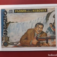 Tebeos: AVENTURAS DEL F.B.I - Nº 181--ORIGINAL. Lote 194141983