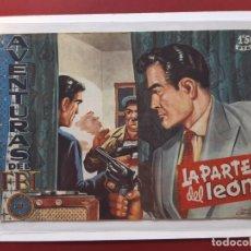 Tebeos: AVENTURAS DEL F.B.I - Nº 182--ORIGINAL. Lote 194142058