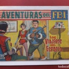 Tebeos: AVENTURAS DEL F.B.I - Nº 242--ORIGINAL. Lote 194142931