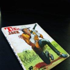 Tebeos: TEXAS JACK 7 ROLLAN TOMO RETAPADO SIGNOS DE HUMEDAD. Lote 194866408