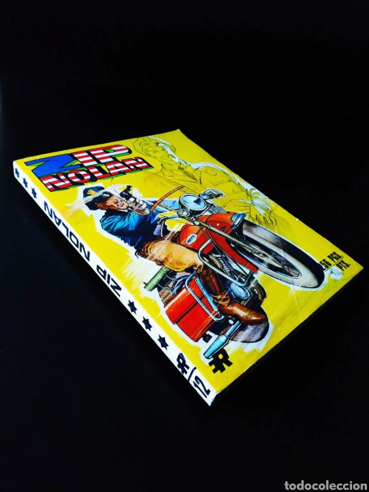 CASI EXCELENTE ESTADO ZIP NOLAN 12 ROLLAN RETAPADO (Tebeos y Comics - Rollán - Otros)