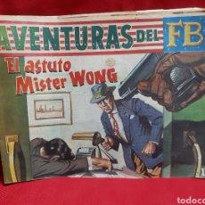 Tebeos: AVENTURAS DEL FBI NÚMERO 238 AÑO 1960 EDITORIAL ROLLÁN. Lote 195332943