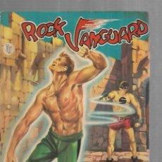 Tebeos: TEBEO. ROCK VANGUARD. Nº 8. PRISIONERO DE SERKLO EL CRUEL. EDITORIAL ROLLAN. Lote 195720112