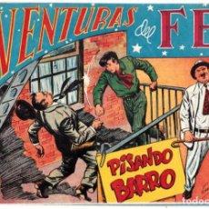 Tebeos: AVENTURAS DEL FBI Nº 128 - PISANDO BARRO - POR LUIS BERMEJO - EDITORIAL ROLLÁN. Lote 197607161