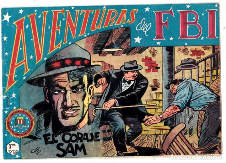 AVENTURAS DE FBI. Nº 77. ROLLAN (ORIGINAL) (Tebeos y Comics - Rollán - FBI)