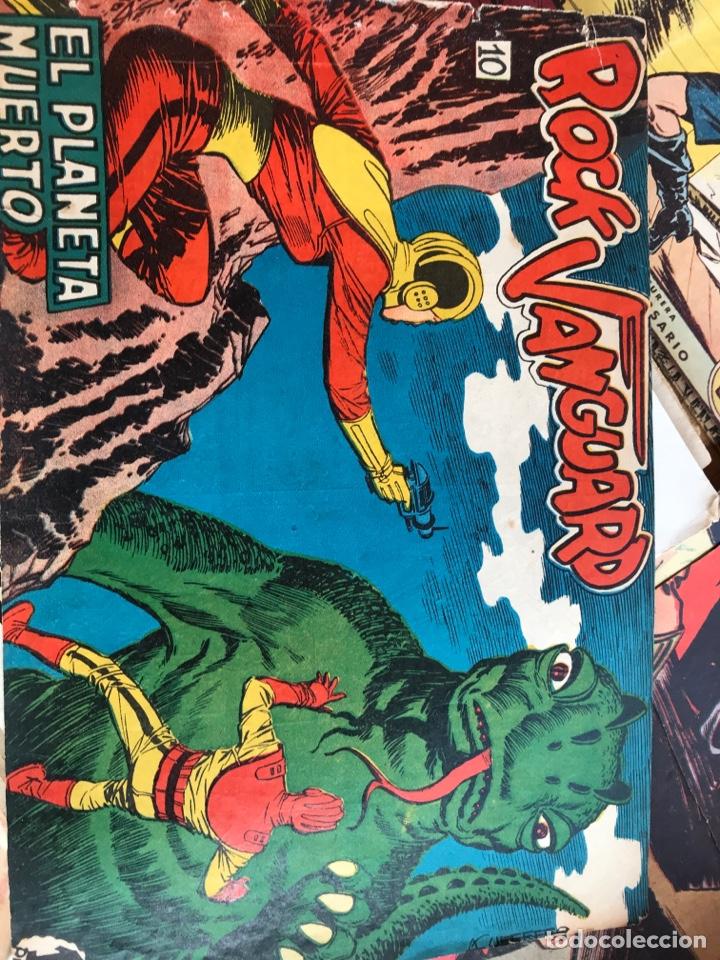 ROCK VANGUARD NÚMEROS 10 ROLLAN (Tebeos y Comics - Rollán - Rock Vanguard)