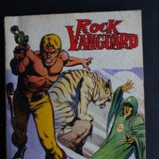 Tebeos: ROCK VANGUARD Nº 1 EDITORIAL ROLLAN. Lote 198835970
