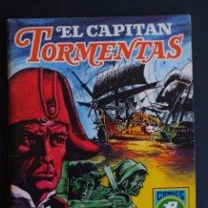 Livros de Banda Desenhada: EL CAPITÁN TORMENTAS Nº 10 EDITORILA ROLLÁN EXCELENTE ESTADO. Lote 198897778