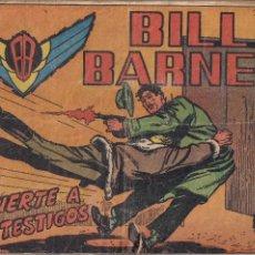 Tebeos: BILL BARNES Nº 12. Lote 199374791