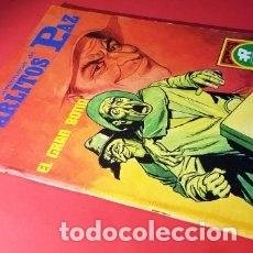 Tebeos: LOTE ROLLAN CARLITOS PAZ. Lote 199757915