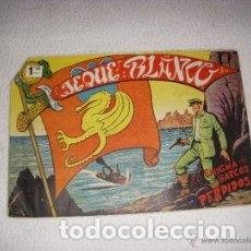 Tebeos: LOTE JEQUE BLANCO ED ROLLAN 111 Y 124 . Lote 199795127