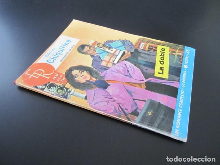 Tebeos: CHIQUITINA (1964, ROLLAN) 35 · 25-III-1966 · LA DOBLE - Foto 3 - 199991650
