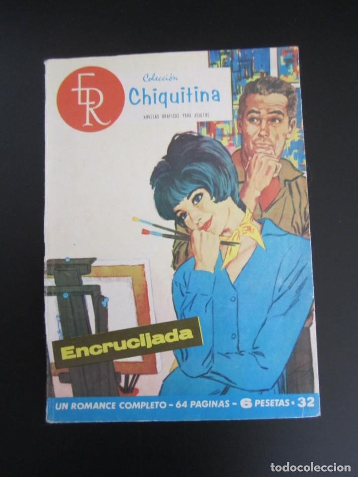 CHIQUITINA (1964, ROLLAN) 32 · 1966 · COLECCIÓN CHIQUITINA (Tebeos y Comics - Rollán - Otros)