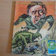 Tebeos: COMICS R Nº 13. EL MUNDO PERDIDO. ROLLAN 1973.. Lote 200354991