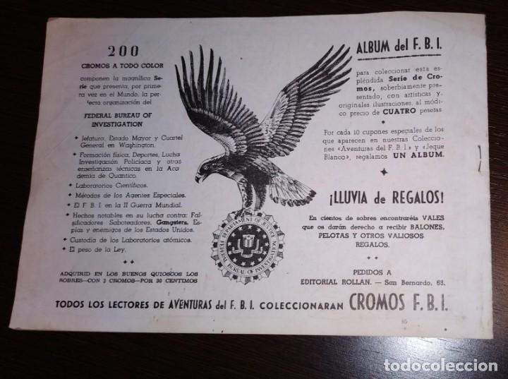 Tebeos: JEQUE BLANCO. EL EXTERMINADOR DE HOMBRES. BUEN ESTADO. - Foto 2 - 201716677
