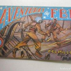 Tebeos: AVENTURAS DEL FBI Nº 63 FACSIMIL BO 1981 CX57. Lote 204608476