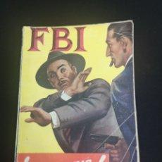 Tebeos: FBI FUGITIVO. Lote 206814917