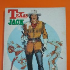Tebeos: COMIC TEXAS JACK - Nº 17-18-19 SERIE AZUL - AÑO 1973 - EDITORIAL ROLLÁN...L1346. Lote 208218087