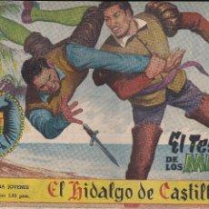 Tebeos: EL HIDALGO DE CASTILLA Nº 3: EL TESORO DE LOS MAYAS. Lote 208478931