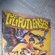 Tebeos: LOS LILIPUTIENSES - CADENA DE PELIGROS - COMIC ROLLAN Nº 12 - 1973.. Lote 208959838