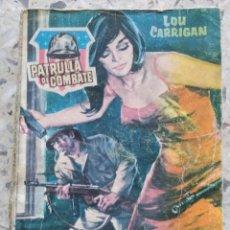 "Tebeos: PATRULLA DE COMBATE.""CARLOT OPERACION COMPLETA"" ED. ROLLAN. Lote 209902247"