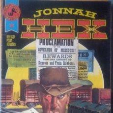 Tebeos: JONNAH HEX COMPLETA MUY DIFICIL. Lote 210718275