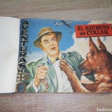 Livros de Banda Desenhada: AVENTURAS DEL FBI ENCUADERNADOS DEL 166 AL 215. Lote 211471856