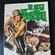 Tebeos: RAY NORTON (1974, ROLLAN) COMPLETA 3 NÚMEROS. Lote 211524604