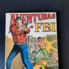 Tebeos: FBI, AVENTURAS DEL (1974, ROLLAN) 5 · 1974 · EL RAPTO DE BILL BOY. Lote 211524827