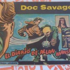Tebeos: ROLLAN,- DOC SAVAGE Nº 16. Lote 215665583