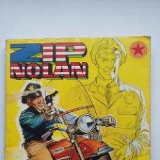 Tebeos: TOMO ZIP NOLAN Nº 12 EDITORIAL ROLLAN. TDKC72. Lote 215886921