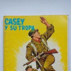 Giornalini: CASEY Y SU TROPA Nº 4 SERIE A Nº 3. EDITORIAL ROLLAN. TDKC72. Lote 215887096