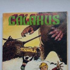 Tebeos: GALAXUS TOMO Nº 9 EDITORIAL ROLLAN. TDKC74. Lote 215921746