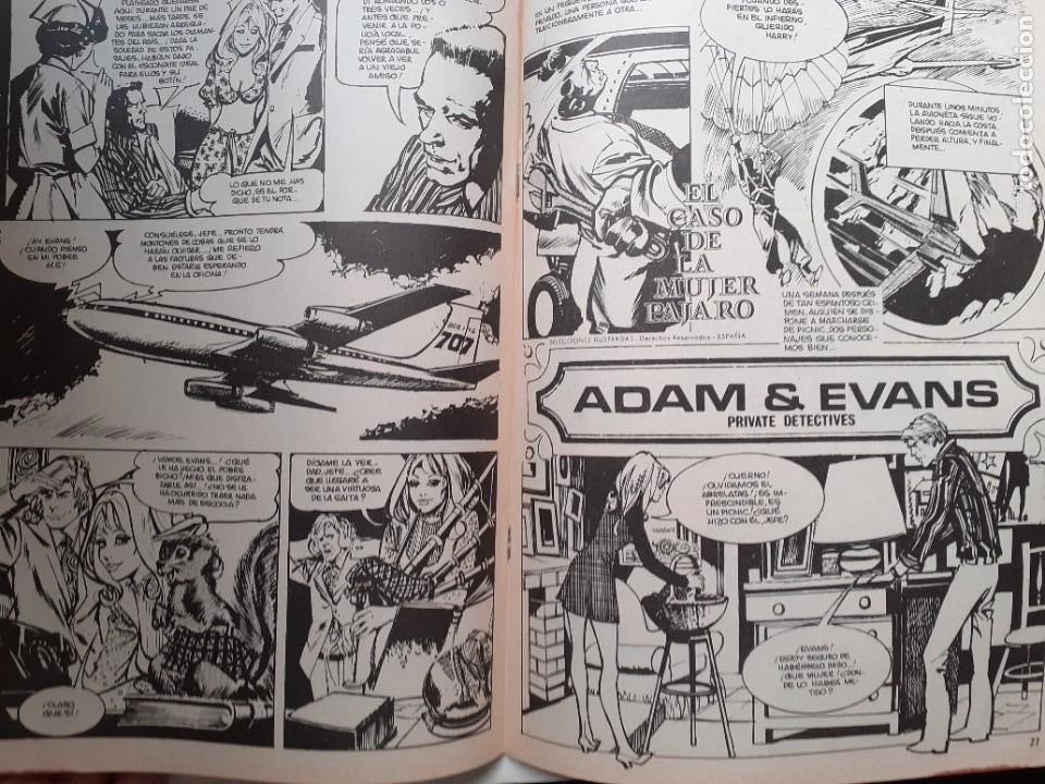 Tebeos: ADAM & EVANS-ROLLÁN-SERIE ROJA- Nº 2 -EL CASTILLO DE LOCH BLACK-1977-GRAN JOSEP GUAL-BUENO-LEA-3731 - Foto 5 - 218041183