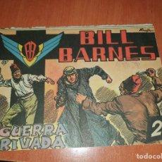 Tebeos: BILL BARNES, N° 23 DE LA COLECCION, ES EJEMPLAR QUE LA EDITORIAL MANDABA A CENSURA. Lote 218646745
