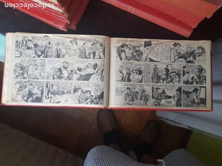 Tebeos: COLECCIÓN 19 TEBEOS/CÓMIC TOMO ORIGINAL MENDOZA COLT ROLLÁN N 1 Y ALMANAQUE HAZAÑAS BÉLICAS 1959 TOR - Foto 14 - 218835973