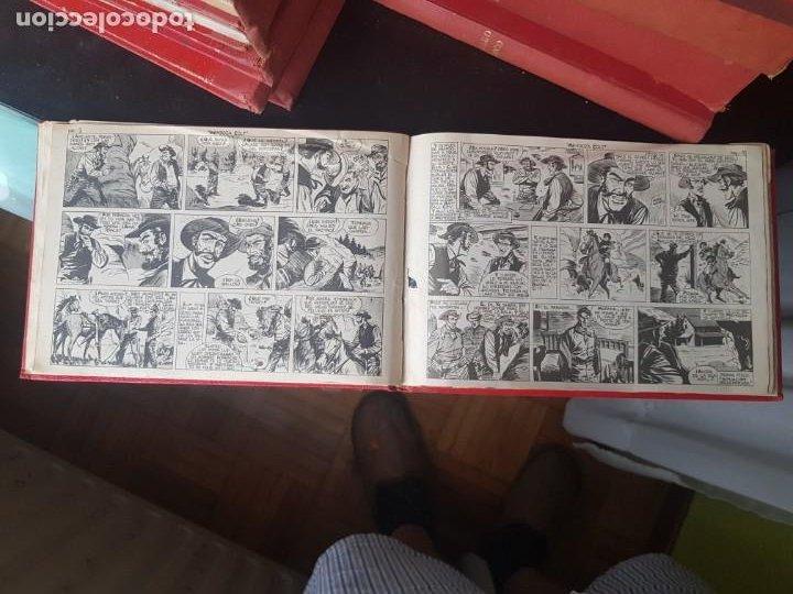 Tebeos: COLECCIÓN 19 TEBEOS/CÓMIC TOMO ORIGINAL MENDOZA COLT ROLLÁN N 1 Y ALMANAQUE HAZAÑAS BÉLICAS 1959 TOR - Foto 15 - 218835973