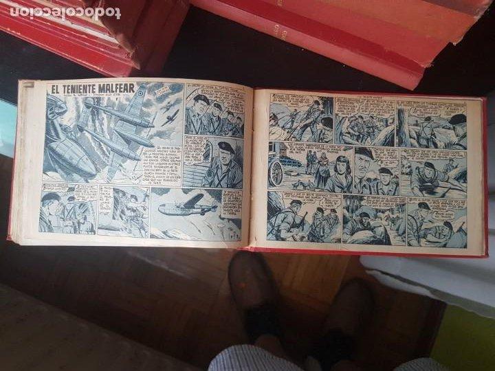 Tebeos: COLECCIÓN 19 TEBEOS/CÓMIC TOMO ORIGINAL MENDOZA COLT ROLLÁN N 1 Y ALMANAQUE HAZAÑAS BÉLICAS 1959 TOR - Foto 28 - 218835973