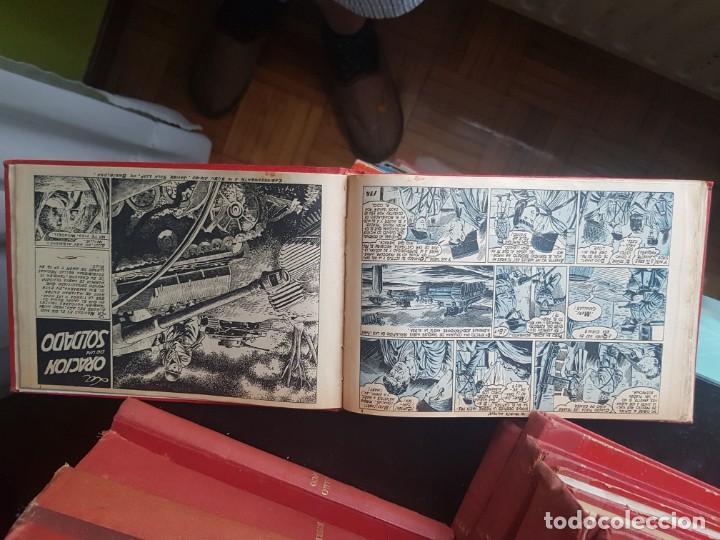 Tebeos: COLECCIÓN 19 TEBEOS/CÓMIC TOMO ORIGINAL MENDOZA COLT ROLLÁN N 1 Y ALMANAQUE HAZAÑAS BÉLICAS 1959 TOR - Foto 29 - 218835973