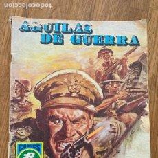 Tebeos: AGUILAS DE GUERRA - SERIE AZUL Nº 1 - ROLLAN - GCH1. Lote 219154592