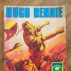 Tebeos: HUGO RENNIE - SERIE AZUL Nº 9 - ROLLAN - GCH1. Lote 219155000