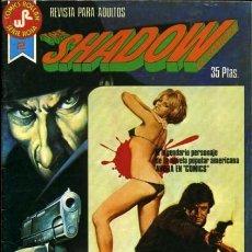 Tebeos: THE SHADOW-COMICS ROLLAN-SERIE ROJA- Nº 2 -GRAN BERNIE WRIGTHSON-1977-BUENO-DIFÍCIL-LEAN-3825. Lote 219758176