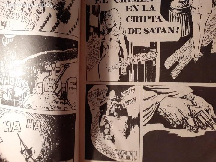 Tebeos: THE SHADOW-COMICS ROLLAN-SERIE ROJA- Nº 2 -GRAN BERNIE WRIGTHSON-1977-BUENO-DIFÍCIL-LEAN-3825 - Foto 5 - 219758176
