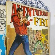 Tebeos: AVENTURAS DEL FBI N.º 5 EL RAPTO DE BILL BOY ED. ROLLAN TACO. Lote 222397078