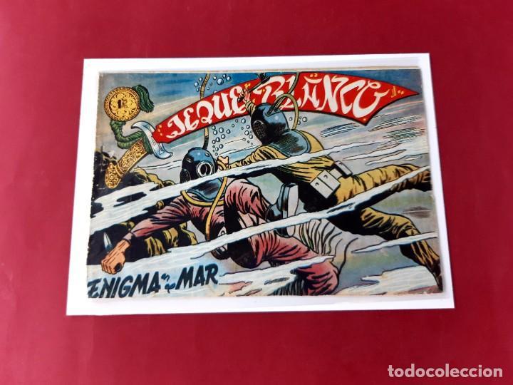 JEQUE BLANCO Nº 81 ORIGINAL (Tebeos y Comics - Rollán - Jeque Blanco)