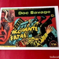 Tebeos: DOC SAVAGE Nº 8 DE ROLLAN -EXCELENTE ESTADO. Lote 223811298