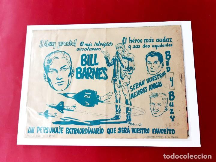 Tebeos: DOC SAVAGE Nº 8 DE ROLLAN -EXCELENTE ESTADO - Foto 2 - 223811298