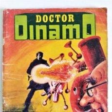 Tebeos: DOCTOR DINAMO Nº 3, EL RAYO DESTRUCTOR (SERIE AZUL Nº 11) ~ ROLLÁN (1973). Lote 229448480
