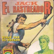 Tebeos: COMIC COLECCION JACK EL RASTREADOR Nº 11. Lote 234440590